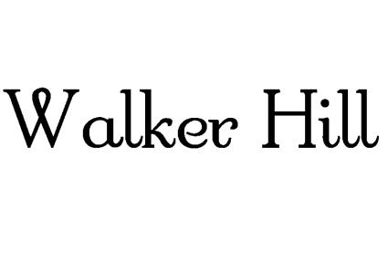 「ウォーカーヒル」6月1日(月)OPEN!