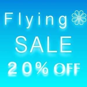 Flying SALE☆
