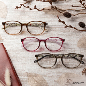 ゾフから「アナと雪の女王2」の世界観を閉じ込めたPCメガネが発売。
