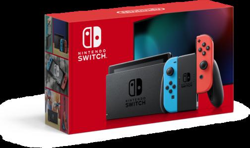 Nintendo Switch 抽選販売受付スタート!