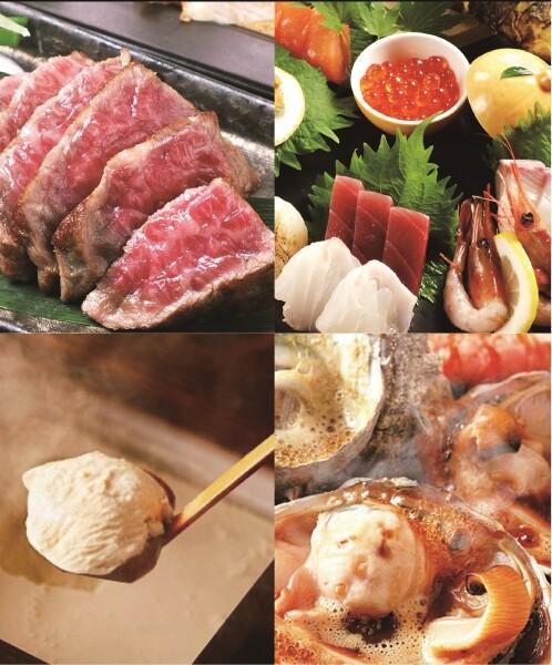 熟成肉と旬鮮魚介 文蔵