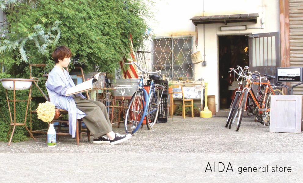AIDA general store [9/20 NEW OPEN]