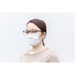 【Zoff UVクリアサングラス×マスク】