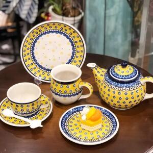ポーランド陶器NEWアイテムのご紹介です