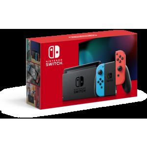 Nintendo Switch 抽選販売受付(4/4)スタート!