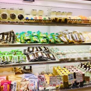 冷蔵商品の販売始めました