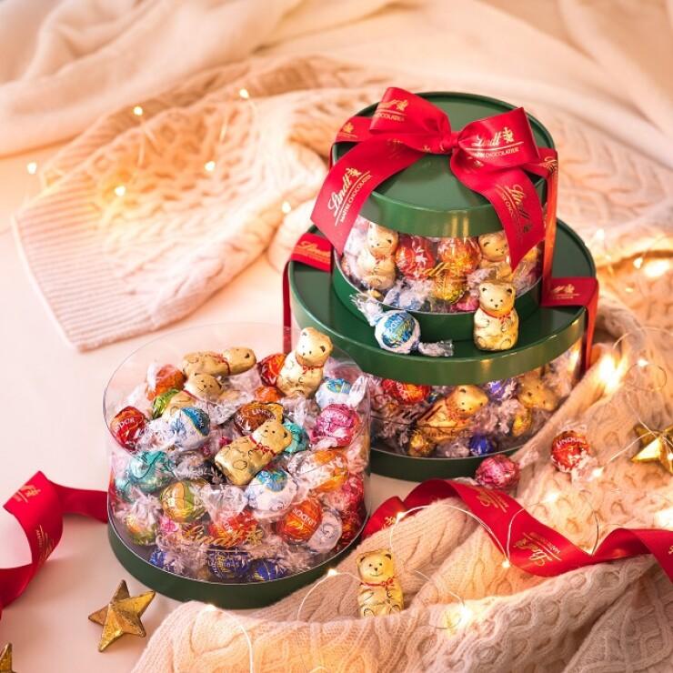 クリスマスムードあふれるボックスが登場!