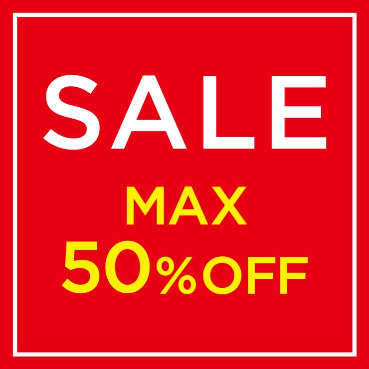 【ゾフ】SALE最大50%OFF!!