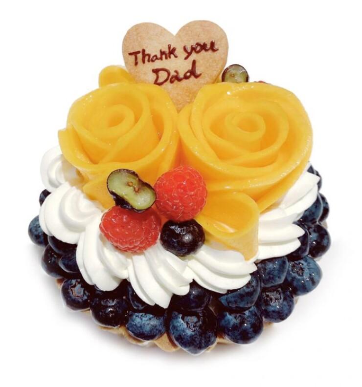おうちでパティシエ気分!「父の日 手作りケーキ キット」💙